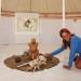 Al festival dell'Oriente di Carrara le gher mongole con Marilena Gulletta